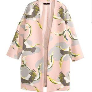 Long Blazer, Short Coat